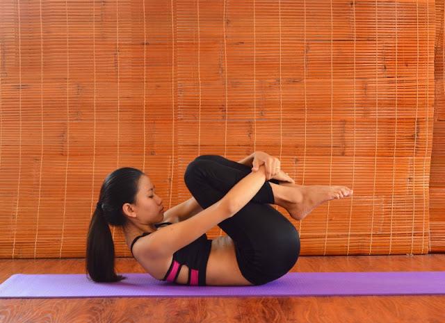 Hỗ Trợ điều trị rối loạn tiền đình chỉ với 5 bài tập yoga