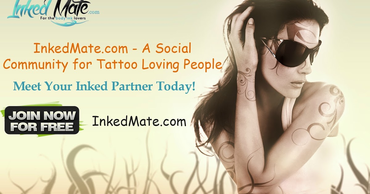Free dating sites for tattoo lovers