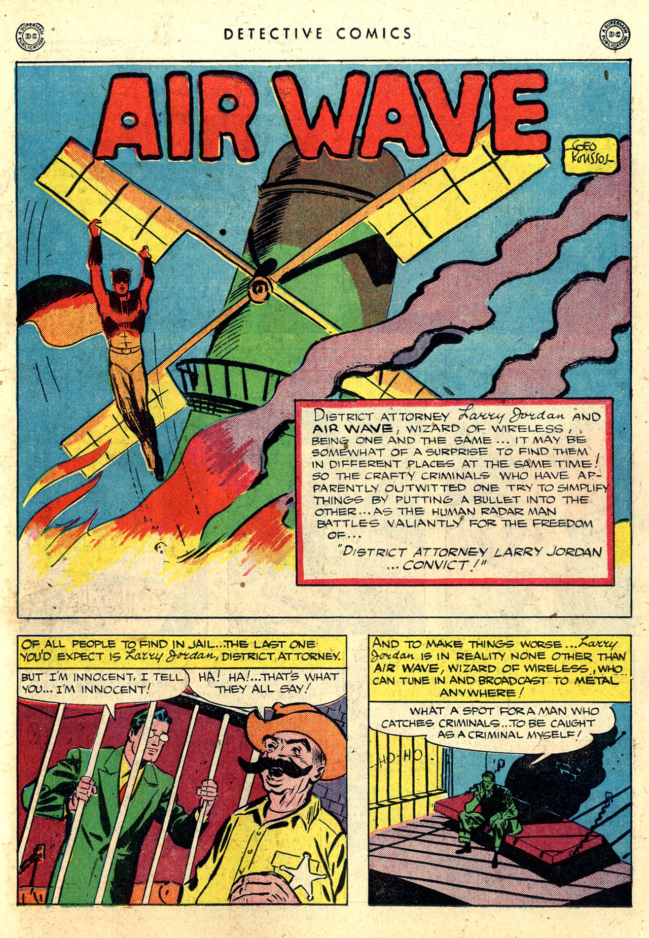 Read online Detective Comics (1937) comic -  Issue #112 - 17