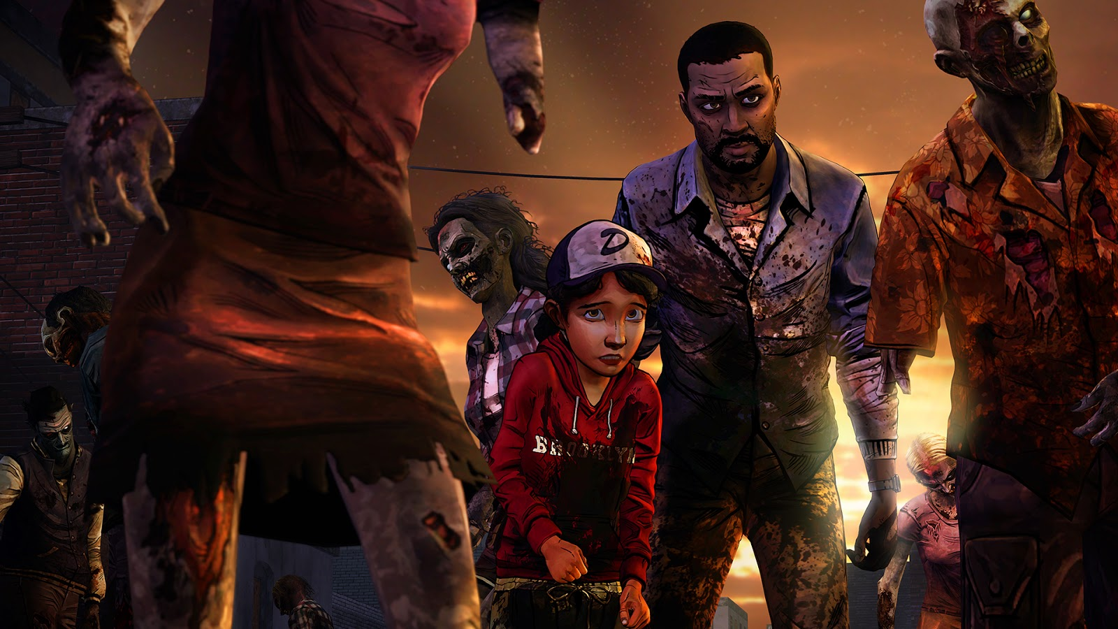 Se anuncia The Walking Dead: The Telltale Series Collection