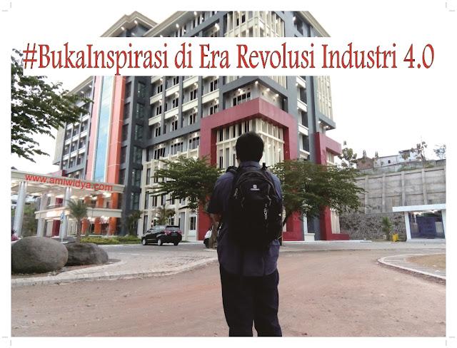 buka inspirasi di era revolusi industri 4.0