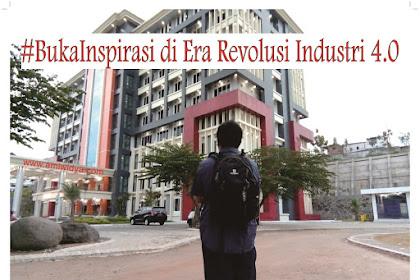 #BukaInspirasi di Era Revolusi Industri 4.0