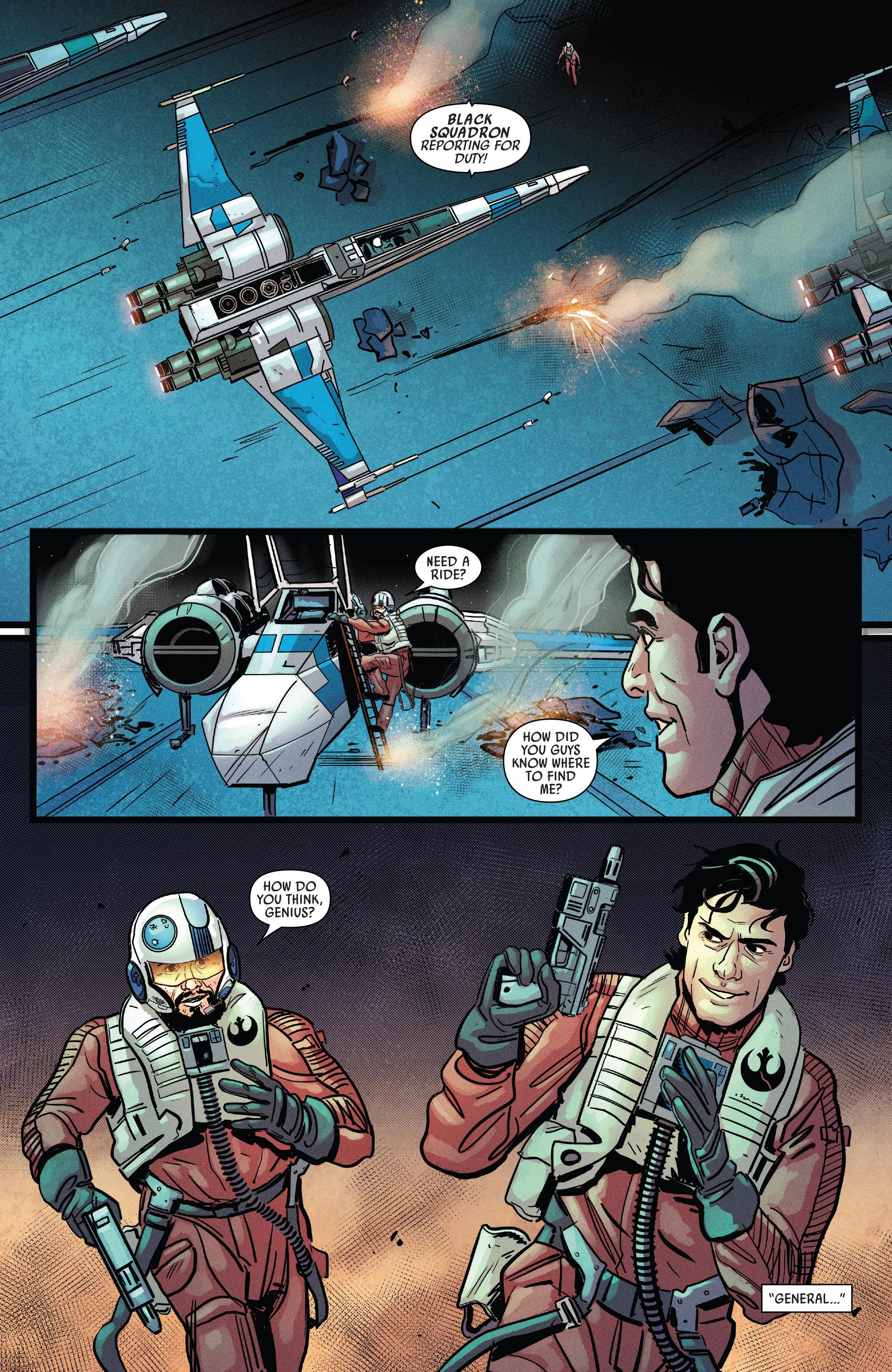 Read online Star Wars: Poe Dameron comic -  Issue # _Annual 1 - 29