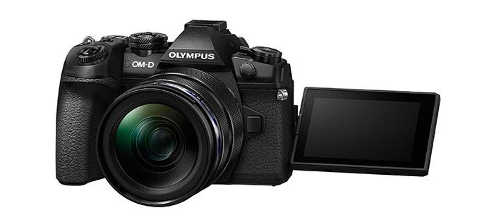 Olympus OM-D E-M1 Mark II с поворотным экраном