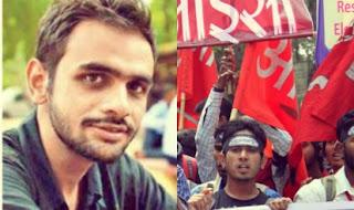 یونیورسٹی کیمپس نہ چھوڑنے پر کنہیا کمار اور عمر خالد کو گولی مارنے ہندو تنظیم کی دھمکی