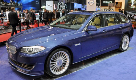 Alpina B5 Biturbo Touring Price