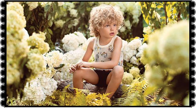 MODA PRIMAVERA VERANO 2018: Campaña para la colección Little Akiabara primavera verano 2018. | Moda niños primavera verano 2018. Ropa para niños y niñas.