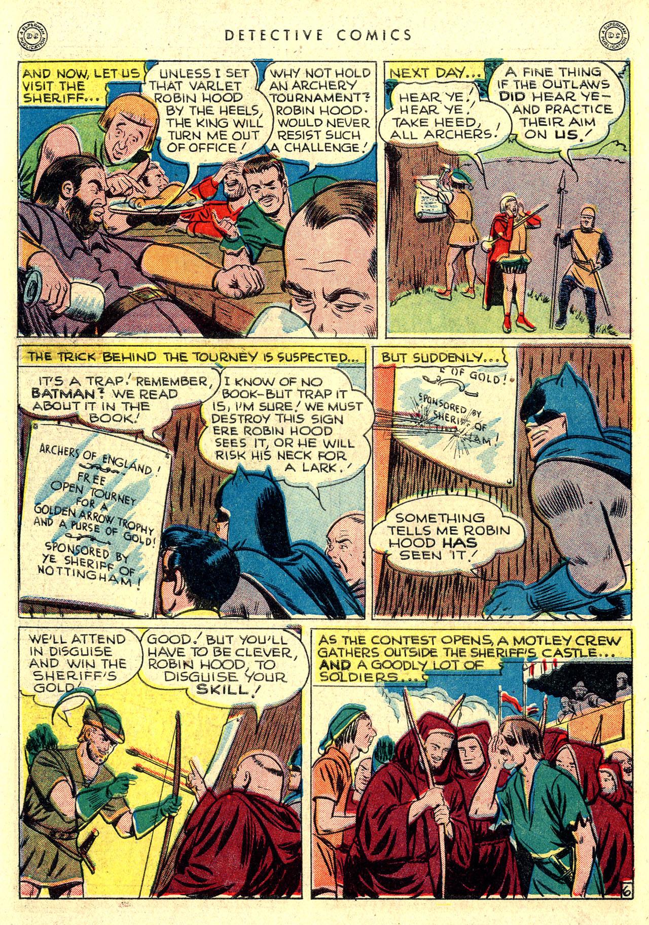 Read online Detective Comics (1937) comic -  Issue #116 - 8