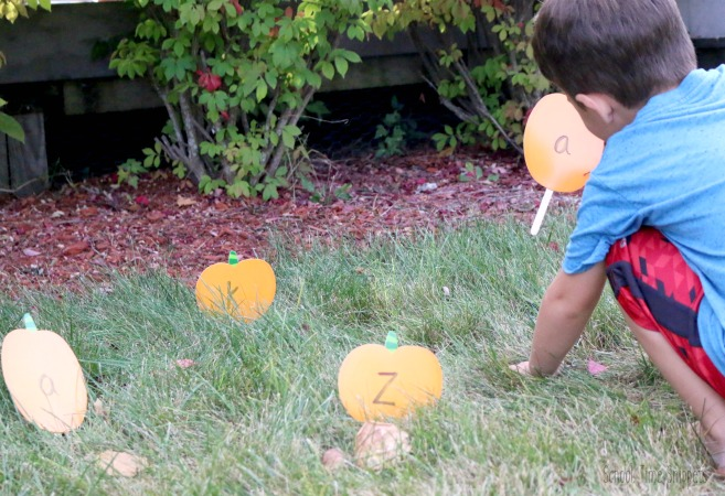 Pumpkin Name Game
