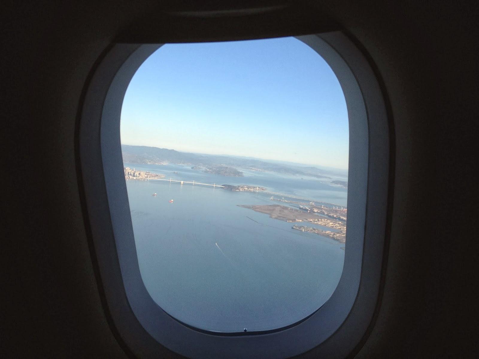 Mystery Playground: Airplane Window Travel Photos
