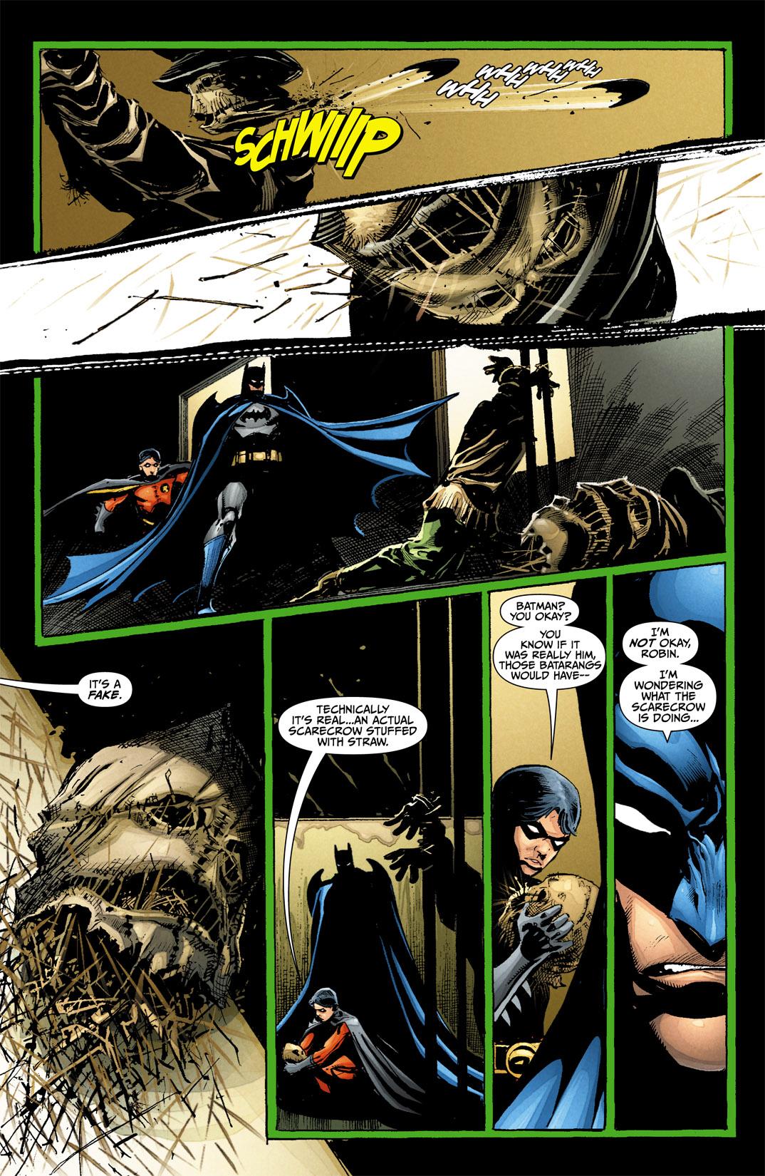Detective Comics (1937) 835 Page 18