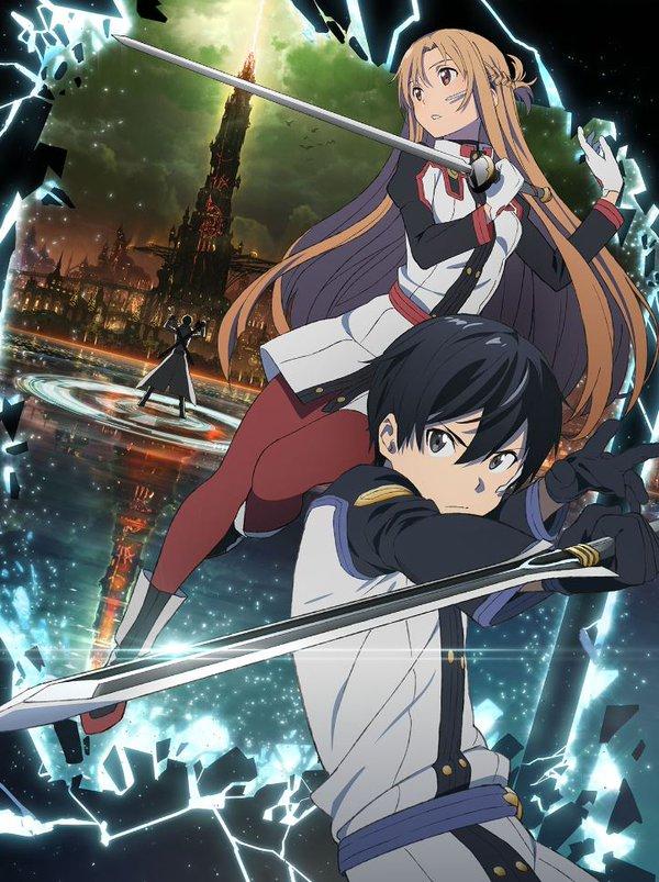 Sword Art Online – Ordinal Scale |Audio Castellano| |Película| |DVD-Rip| |Mega|