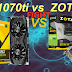 Crypto Mining in New York City Zotac 1070ti vs 1060