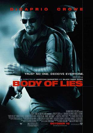 Body of Lies 2008 Dual Audio Hindi 300MB BluRay 480p x264 ESubs