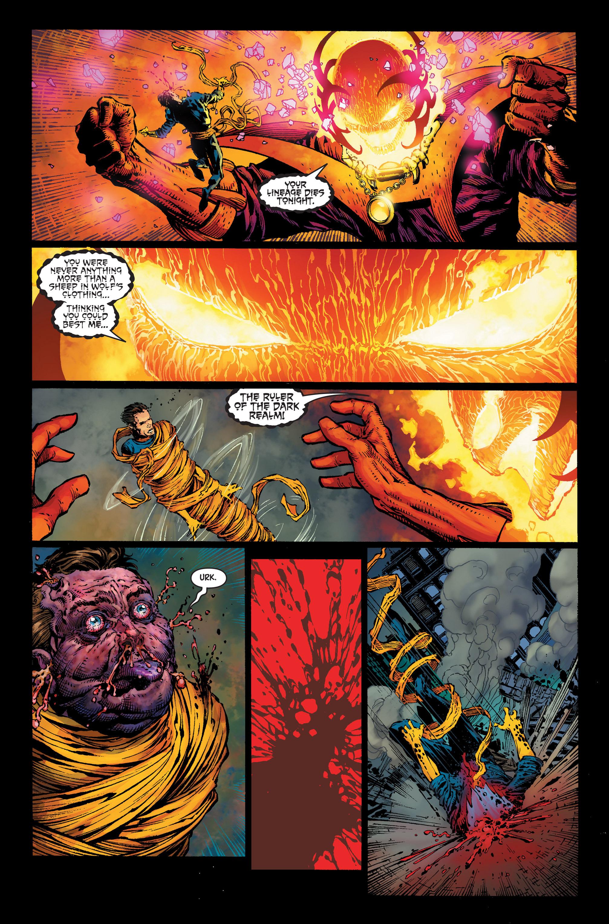 Read online Ultimatum comic -  Issue #4 - 7