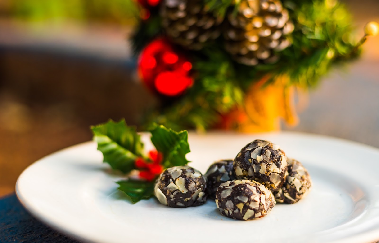 Christmas cake truffles goan food trail christmas cake truffles forumfinder Image collections