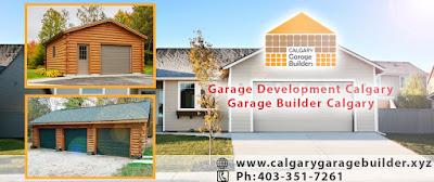 Garage builders in Calgary, garage development in Calgary, garage developer in Calgary