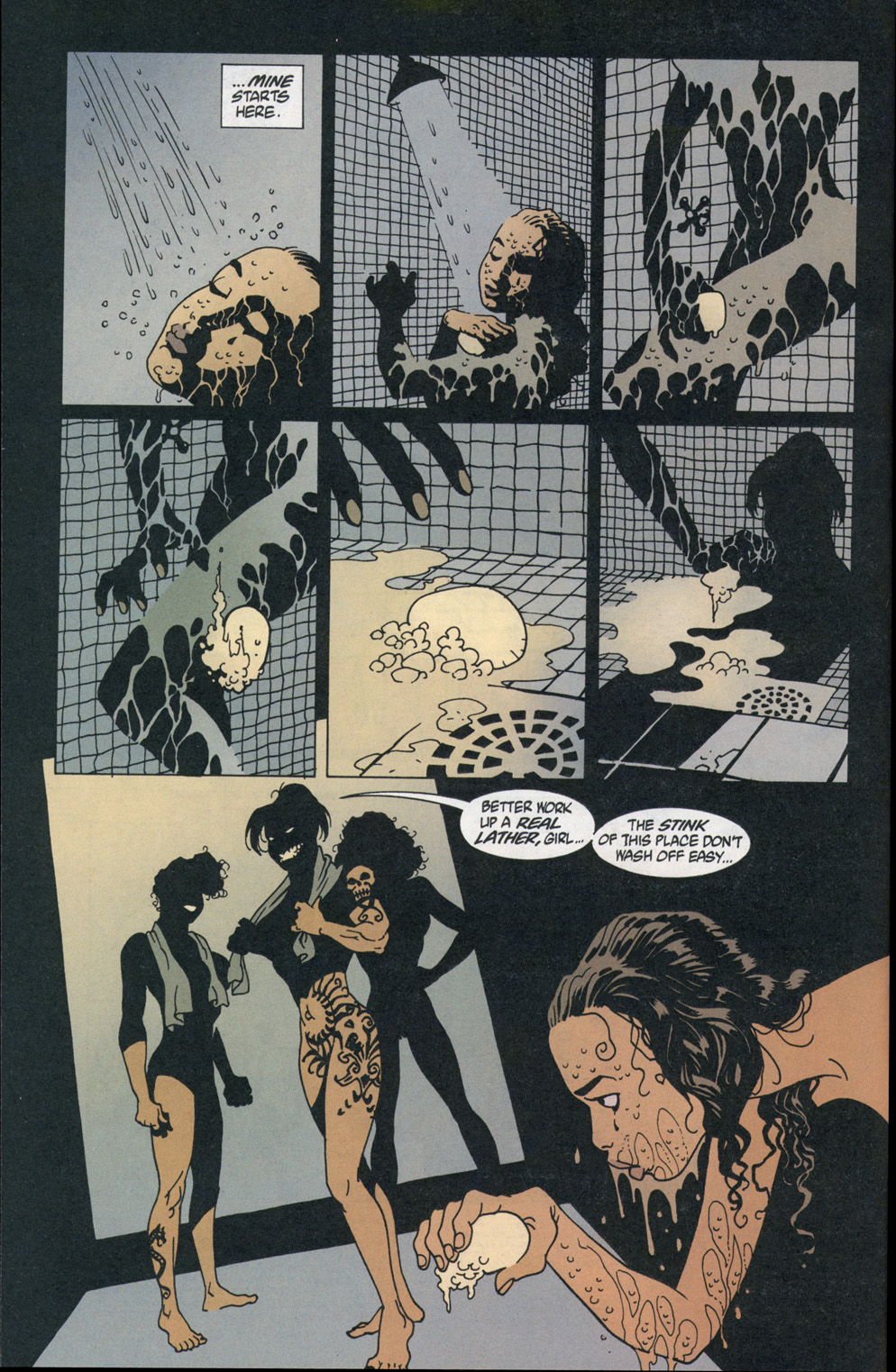 Read online 100 Bullets comic -  Issue #1 - 3