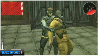 Metal Gear Solid: Portable Ops PSP PPSSPP