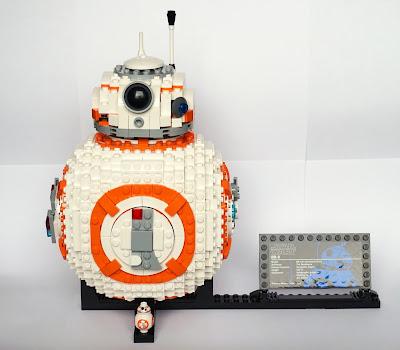 Final BB-8 Display