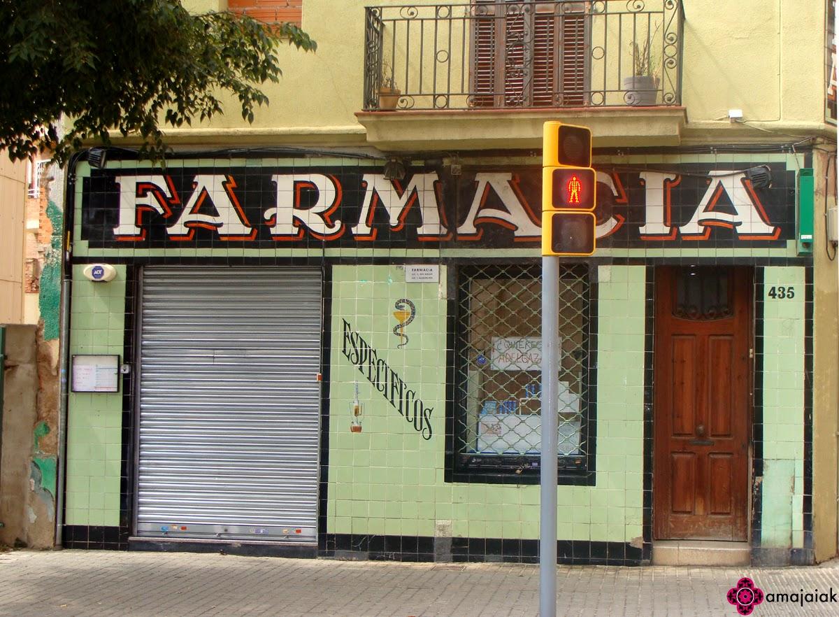 Mi mundo amajaiak farmacias de sant andreu - Barrio de sant andreu ...