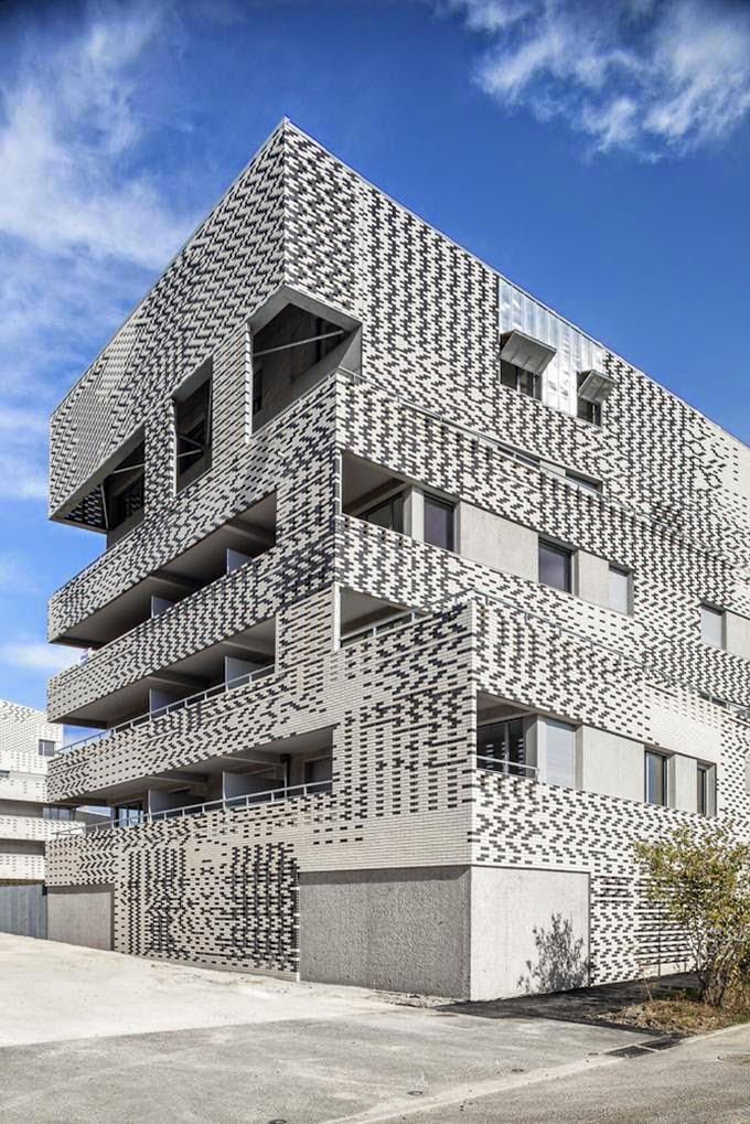 Viviendas en Toulouse / Josep Lluís Mateo   Arquitectura y Diseño ...
