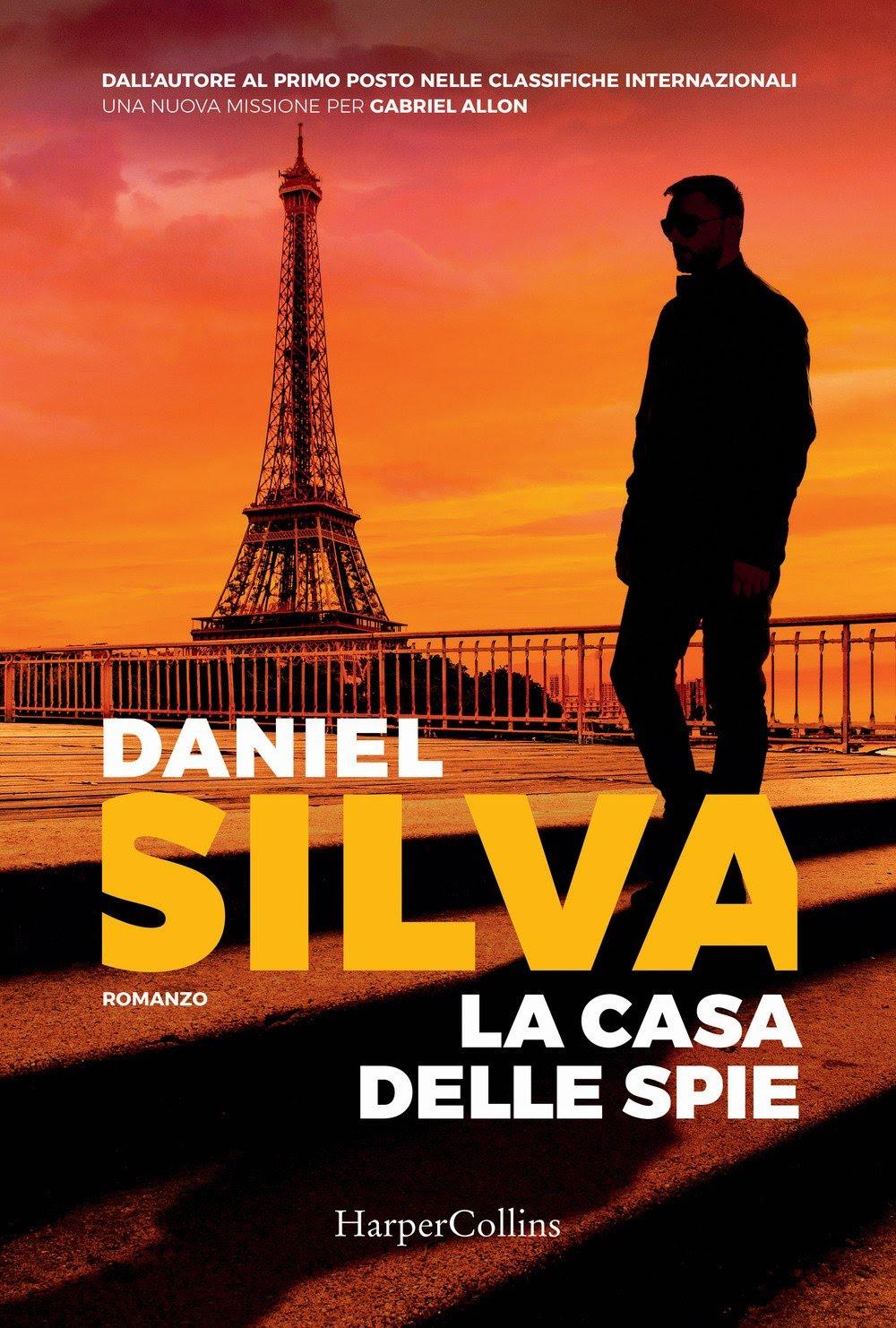 La casa delle spie di Daniel Silva