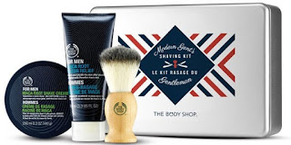 Set de afeitado body shop