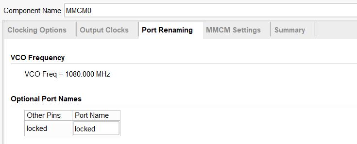 FPGA: XilinxのIP作成(MMCM)
