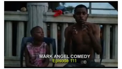 Latest Comedy: Mark Angel Comedy episode 111-Don't mind him