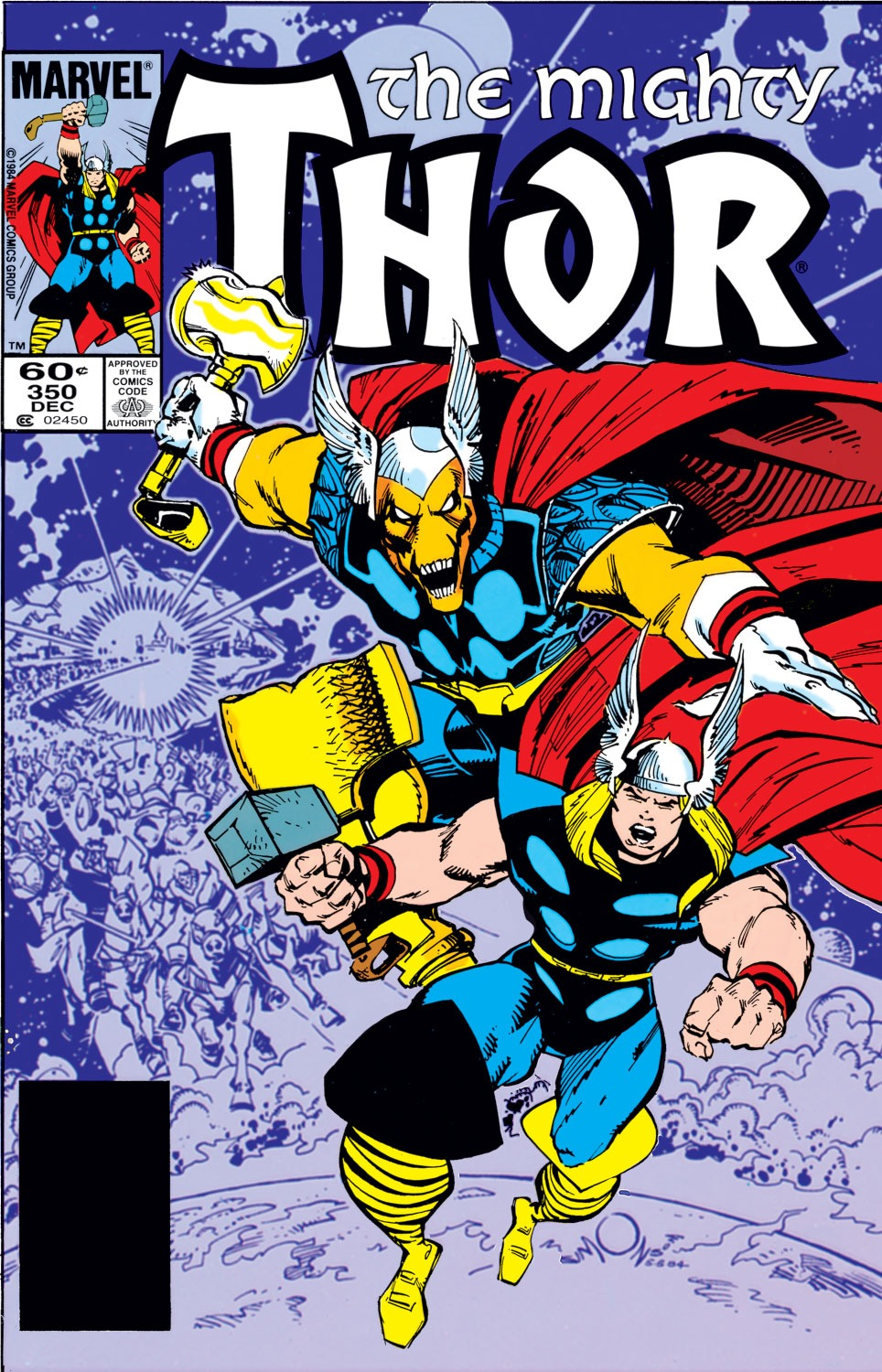 Thor (1966) 350 Page 1