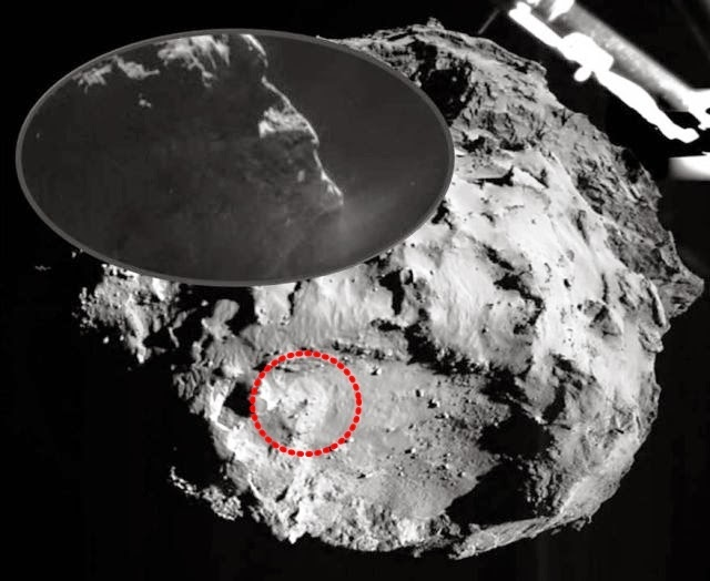 philae rosetta location - photo #26