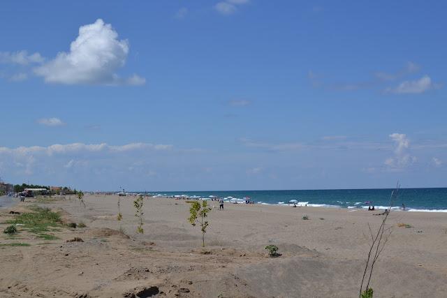 Karasu sahili.