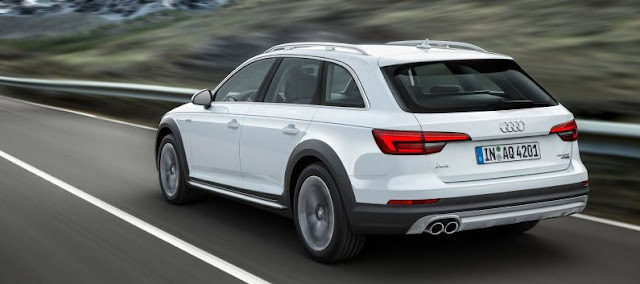 2017 Audi Allroad Review