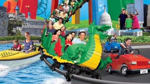 Parque da Lego California - CityPass