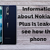 Information About Nokia 7.1 Plus is leaked, 2019 see how this phone