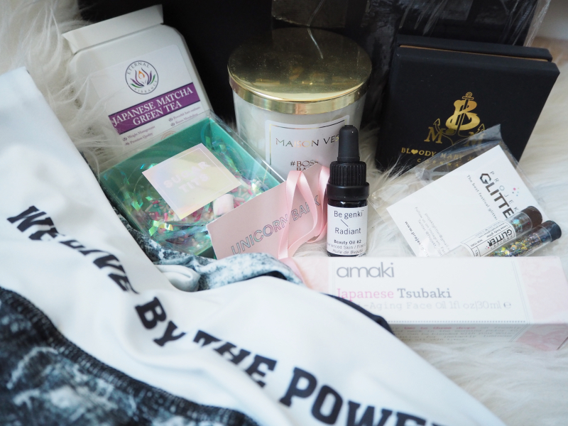 #GirlCrush Subscription Box