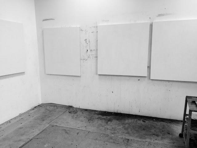 Samantha Palmeri art studio