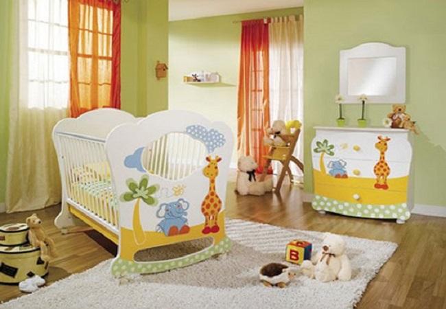 id es peinture chambre b b b b et d coration chambre b b sant b b beau b b. Black Bedroom Furniture Sets. Home Design Ideas