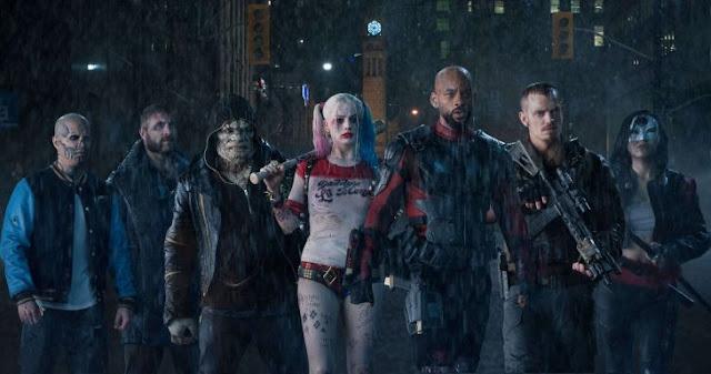 Revelan nombre del villano de Suicide Squad y sus secuaces