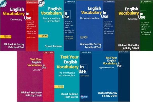 Intermediate pdf in use vocabulary