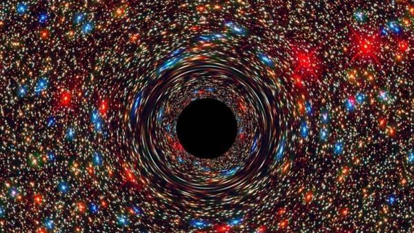 El agujero negro más grande jamás descubierto