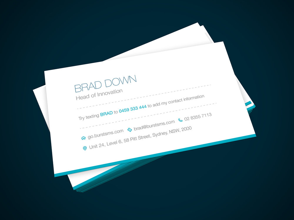 Information to Include in Your Business Cards Before Handing It Over ...