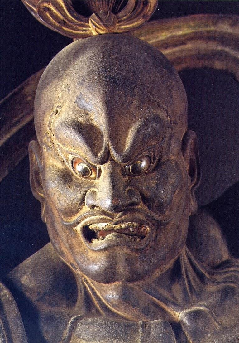 Japn cultura y arte Escultura japonesa el budismo en Japn