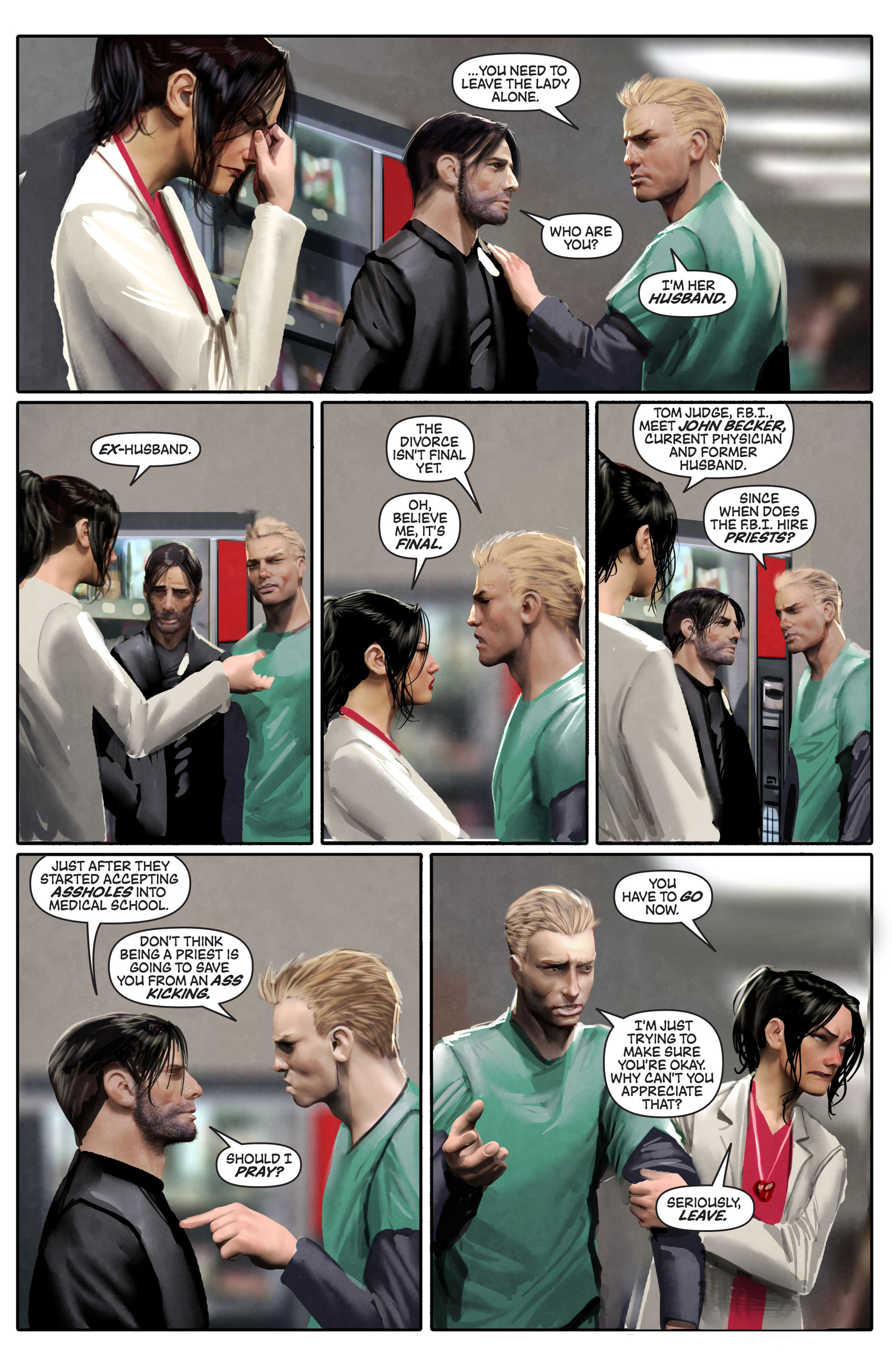 Read online Artifacts comic -  Issue #19 - 11