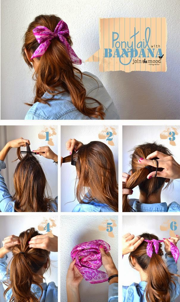5 Awesome Hair Tutorials With Accessories