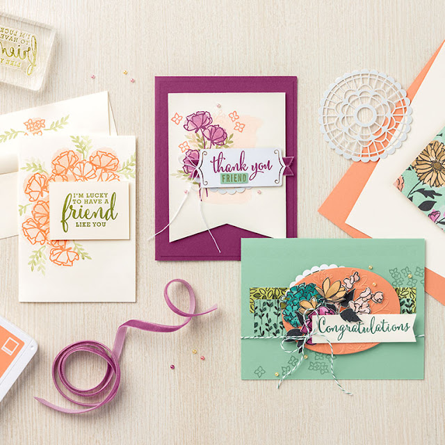Stampin' Up! Share What You Love Early Release Bundles order from Mitosu Crafts UK Online Shop