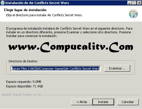 Capturas Air Conflicts Secret Wars 2 PC Full