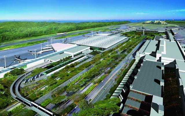 Top Ten Best International Airport of 2015