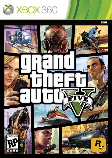 Download – Grand Theft Auto V – Xbox 360 ( 2013 )